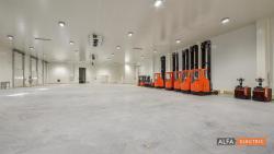 budowa centrum logistyki 16